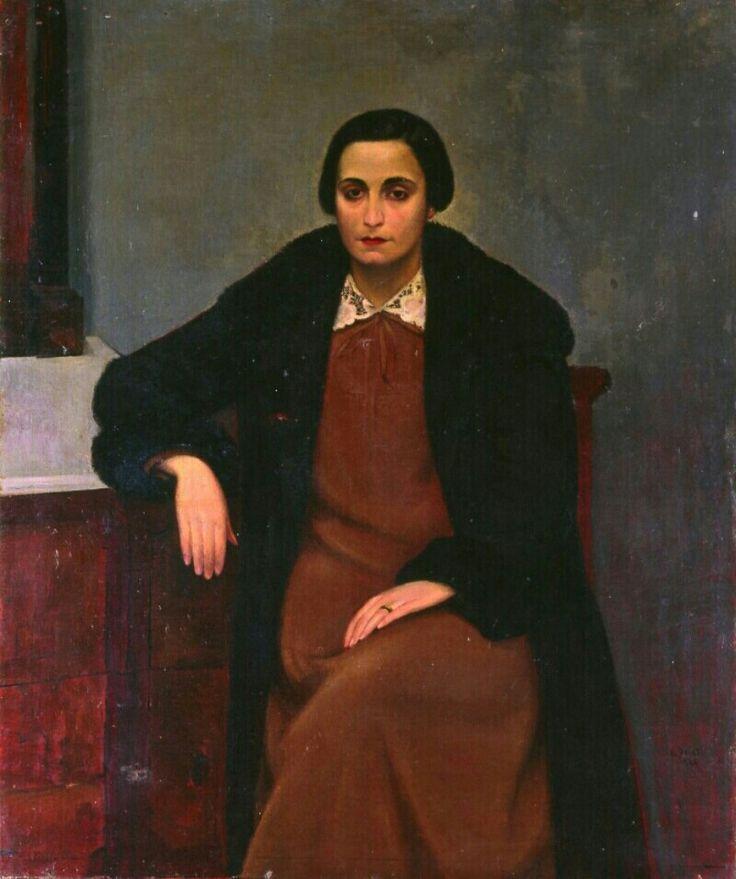 Ritratto di Signora, 1926