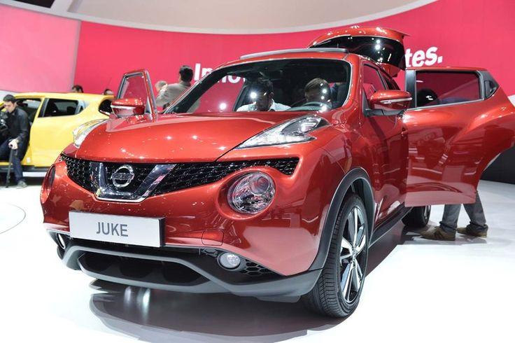Targi Genewa 2014   Nissan Juke