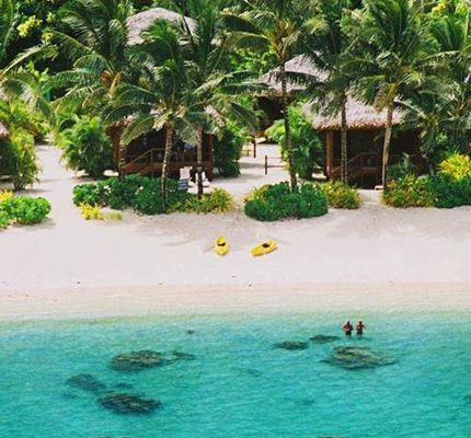 Rarotonga - Cook Islands - South pacific
