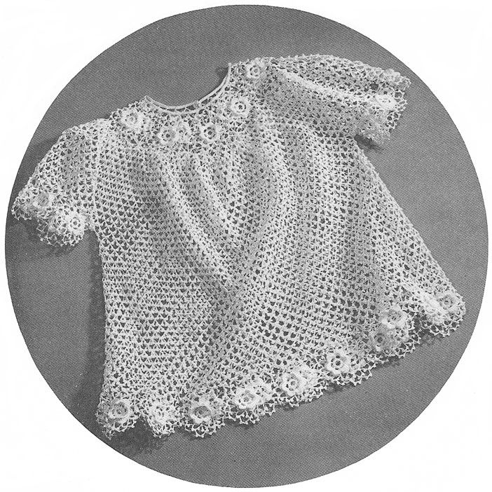 Free Irish Crochet Dress Patterns Traitoro For