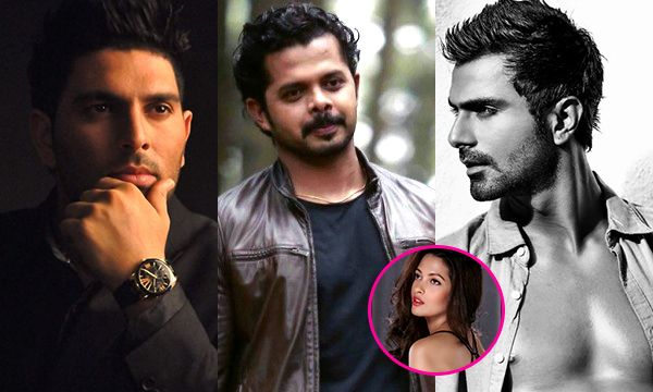 Yuvraj Singh, Ashmit Patel, S Sreesanth – 5 celebrities Riya Sen allegedly dated before deciding to get married to Shivam Tewari #FansnStars