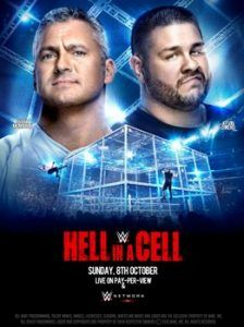 WWE Hell In A Cell Kickoff 8th October 2017 HDRip 700MB Download