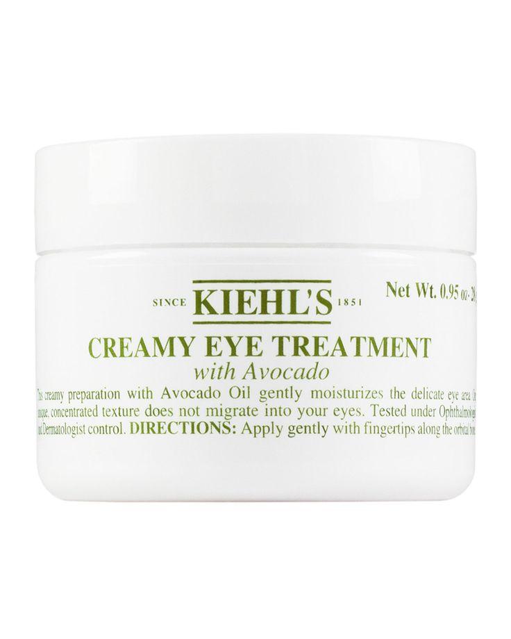 Creamy Eye Treatment with Avocado, Large, 0.95 oz - Kiehl's Since 1851