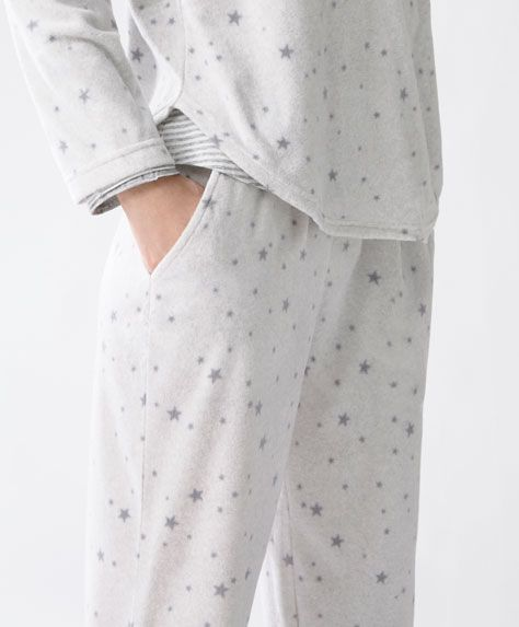 Pyjamas Polaires - PYJAMAS | Automne Hiver 2016 - Oysho France