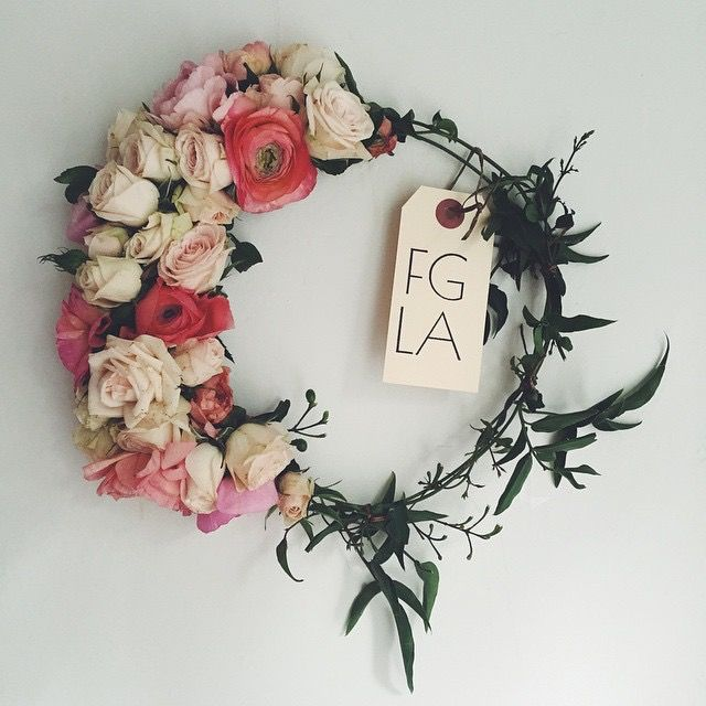 The Flower crown