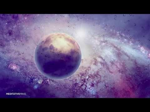 432Hz Cosmic Music for Sleep & Lucid Dreaming | RAIN in