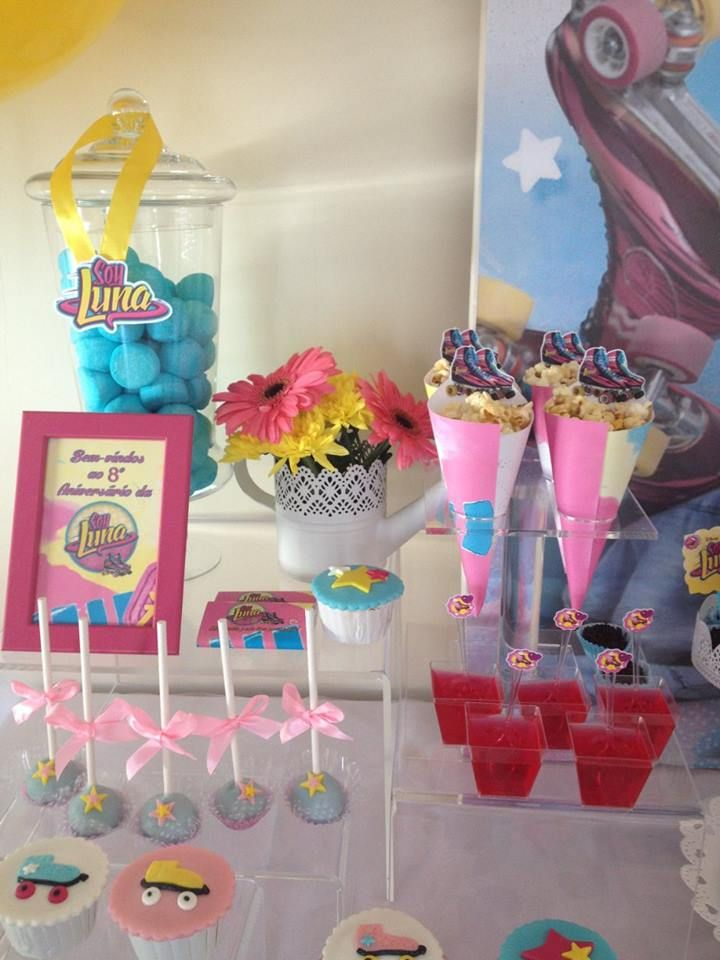 Soy Luna, Karol y Ruggero, Disney Channel, decoração mesa tematica, baloes Soy Luna, artigos Soy Luna, festa Soy Luna, personalizados soy Luna