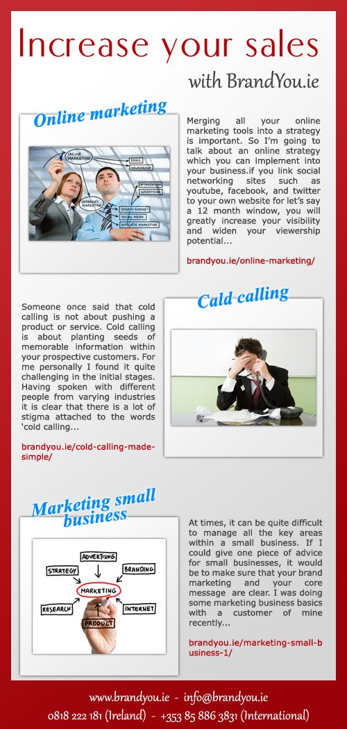 http://brandyou.ie/how-to-increase-sales/