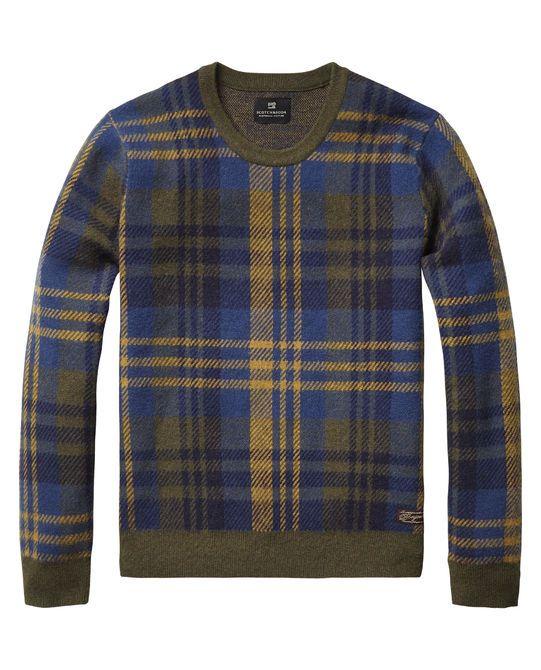 Check Pullover  - Scotch