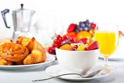 Siete desayunos saludables para toda la semana - Nutrición