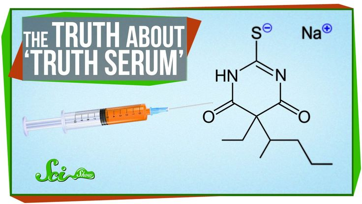 "In ""The Truth About 'Truth Serum,'"" host Hank Green of SciShow explains what happens inside the human brain when sodium pentathol aka sodium thiopental is injected and why ""truth serum"" doesn't nec..."