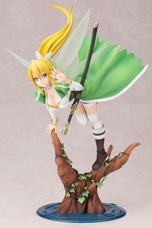"""Kotobukiya Schedules """"Sword Art Online"""" Leafa Figure"""