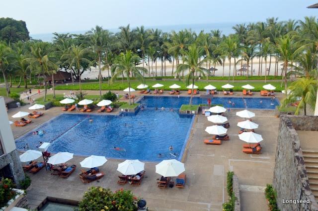 Club Med Bintan Island.  I was a G.O in Mini Club