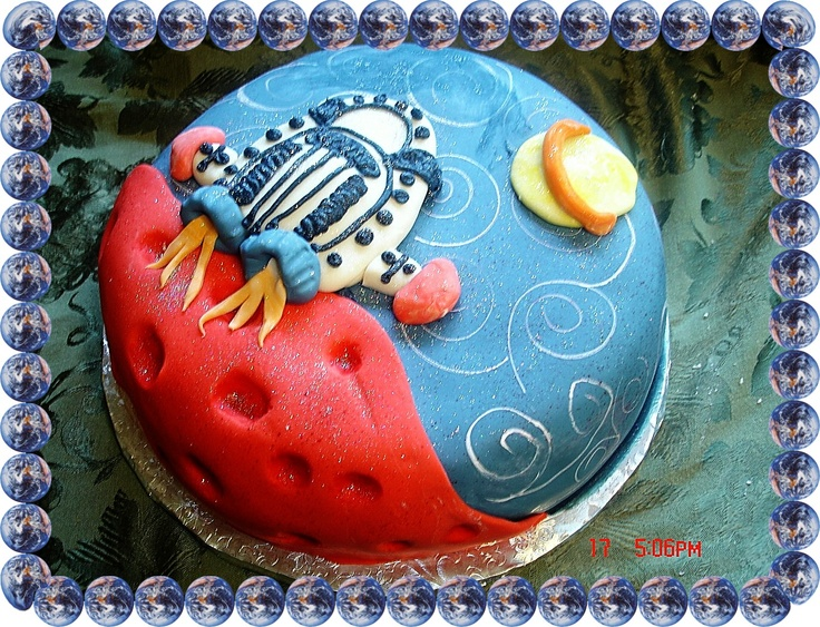 Space Cake: Cakes Ideas, Rj S Cakes, Eating Cakes, Spaces Cakes, Birthday Cakes