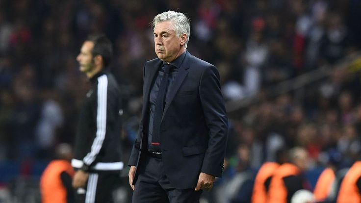 Carlo Ancelotti has left his role as coach at Bayern Munich, the club confirmed on Thursday afternoon.