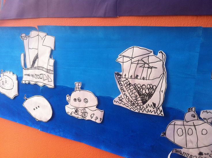 Conhecendo diferentes tipos de embarcações, Educação Infantil/ Projeto Capitão Papai
