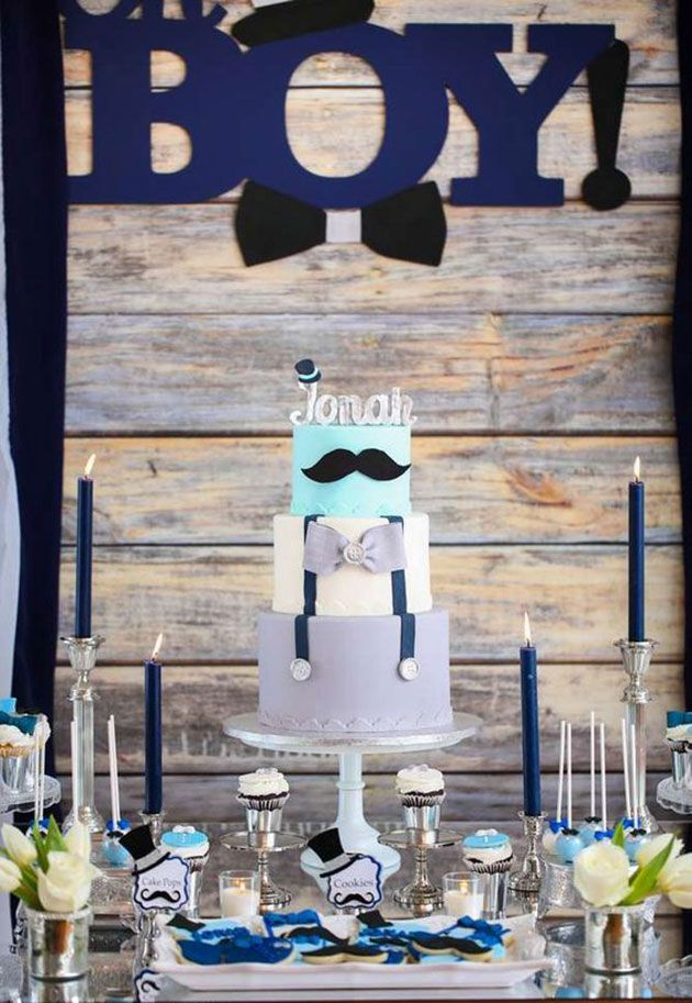 512 best Baby shower ideas images on Pinterest Baby showers, Boy - adornos para fiesta de nia