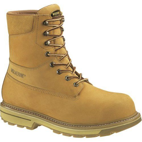 Wolverine Boots: Waterproof Insulated Work Boots 1044 Wolverine. $94.99