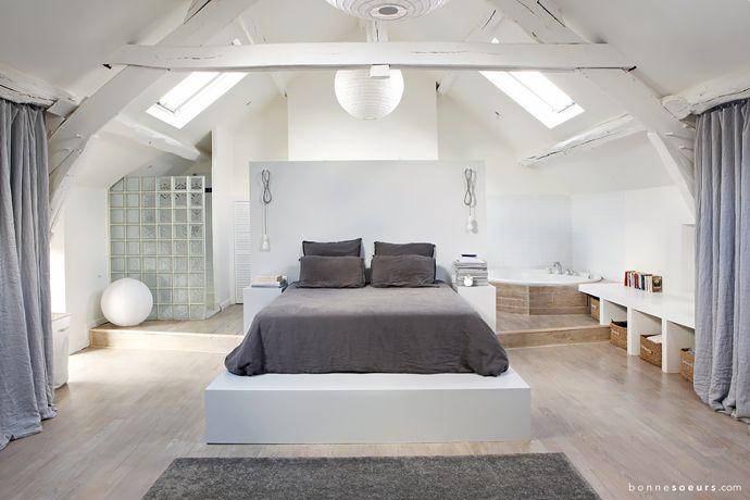 bonnesoeurs decoration green house 01 chambre lit sur mesure