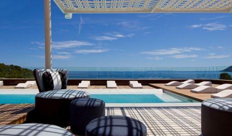Santa Eulalia Del Rio, Ibiza  Spain...Aguas De Ibiza Spa & Resort