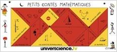 Accédez à de courtes vidéos pour revivre l'histoire du nombre Pi, du théorème de Thalès, des équations ou encore du nombre zéro !