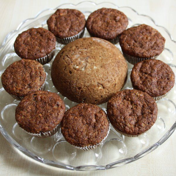 Bananenmuffins ganz ohne Zucker * Rezept * Anleitung * Tutorial * zuckerfrei * Resteküche