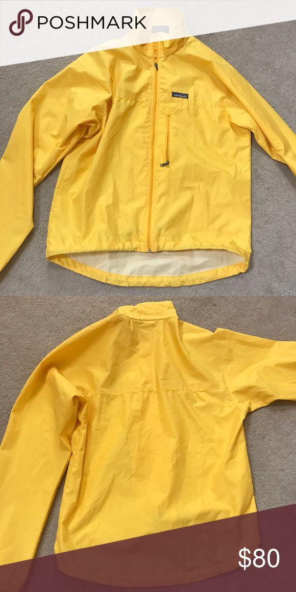 Patagonia Rain Jacket Barely Worn! Patagonia Jackets & Coats