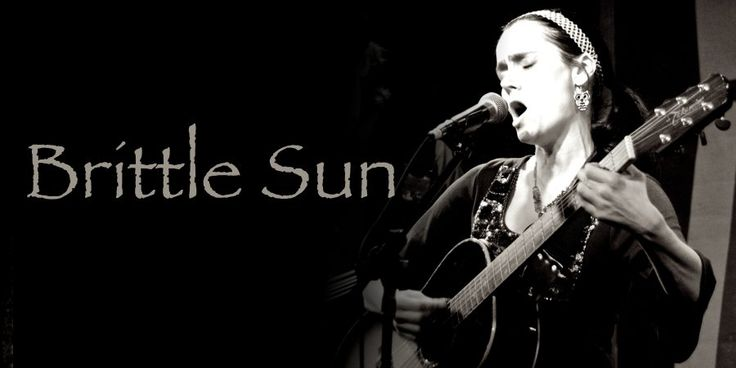 Brittle Sun are a Melbourne roots trio. The small stature of vocalist Viki Mealings contrasts the strength, beauty and power of her voice, in both spoken and sung words. 'Sun Gonna Rise'  is currently my fave, but competition is fierce. Highly recommend checking 'em out on youtube or at a Melbourne gig :)