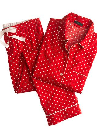 Cute pjs for Christmas morning. http://rstyle.me/n/td85nn2bn