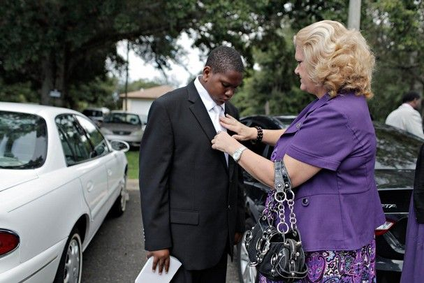 An Orphan Goes to Church and Asks Someone, Anyone to Adopt Him {Tampa Bay Times, Oct. 2013}