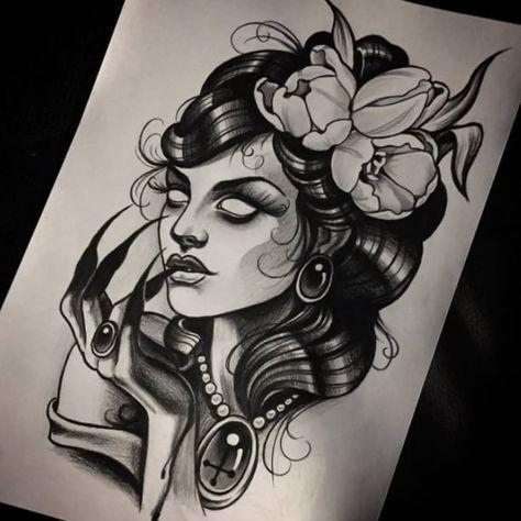 1936 best tattoo designs images on pinterest design tattoos tattoo designs and tattoo flash. Black Bedroom Furniture Sets. Home Design Ideas
