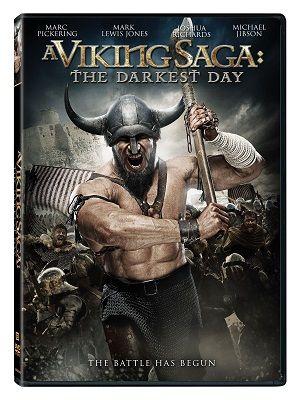 DVD Review: A VIKING SAGA: The Darkest Day