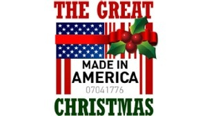 Made in America Christmas:  Are you In? If each of us spent just $64 on American made goods during our holiday shopping season, the result would be 200,000 new jobs!