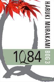 Bøger. Murakami 1Q84 Bog 3. 01041