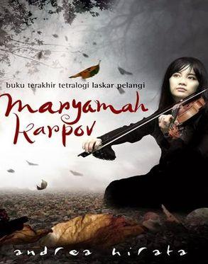 Ringkasa Cerita Novel 'Maryamah Karpov' Dalam Bahasa