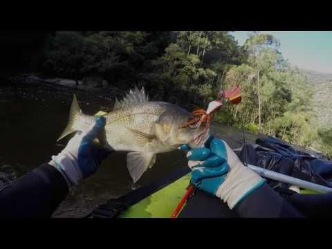 CATCHING BASS WITH BUZZBAITS - DEADLY LURES BOOFHEAD TEST