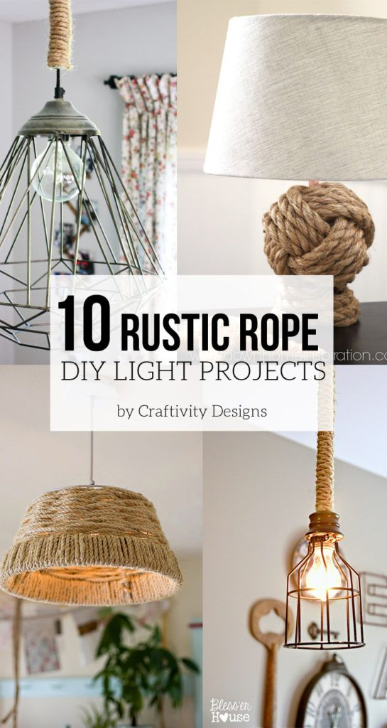 DIY Rope Cord Cover in 30 Minutes