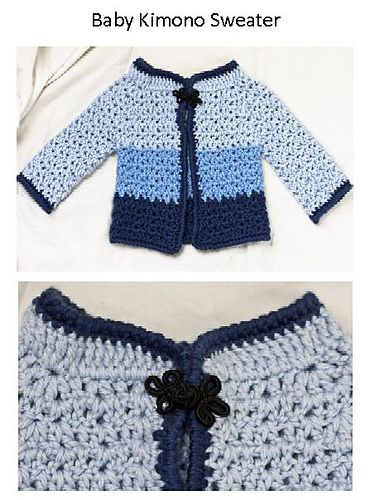 165 best images about Crochet - kids sweaters, vests on ...