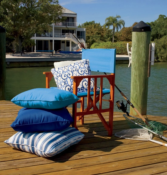 Summer 2012 Outdoor Cushion Collection. Now On Sale!
