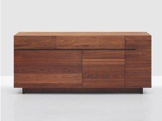 Sideboard nussbaum  Die besten 25+ Sideboard nussbaum Ideen auf Pinterest | Wohnwand ...