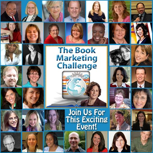 Excited about the amazing contributing guest bloggers for our upcoming book marketing challenge!