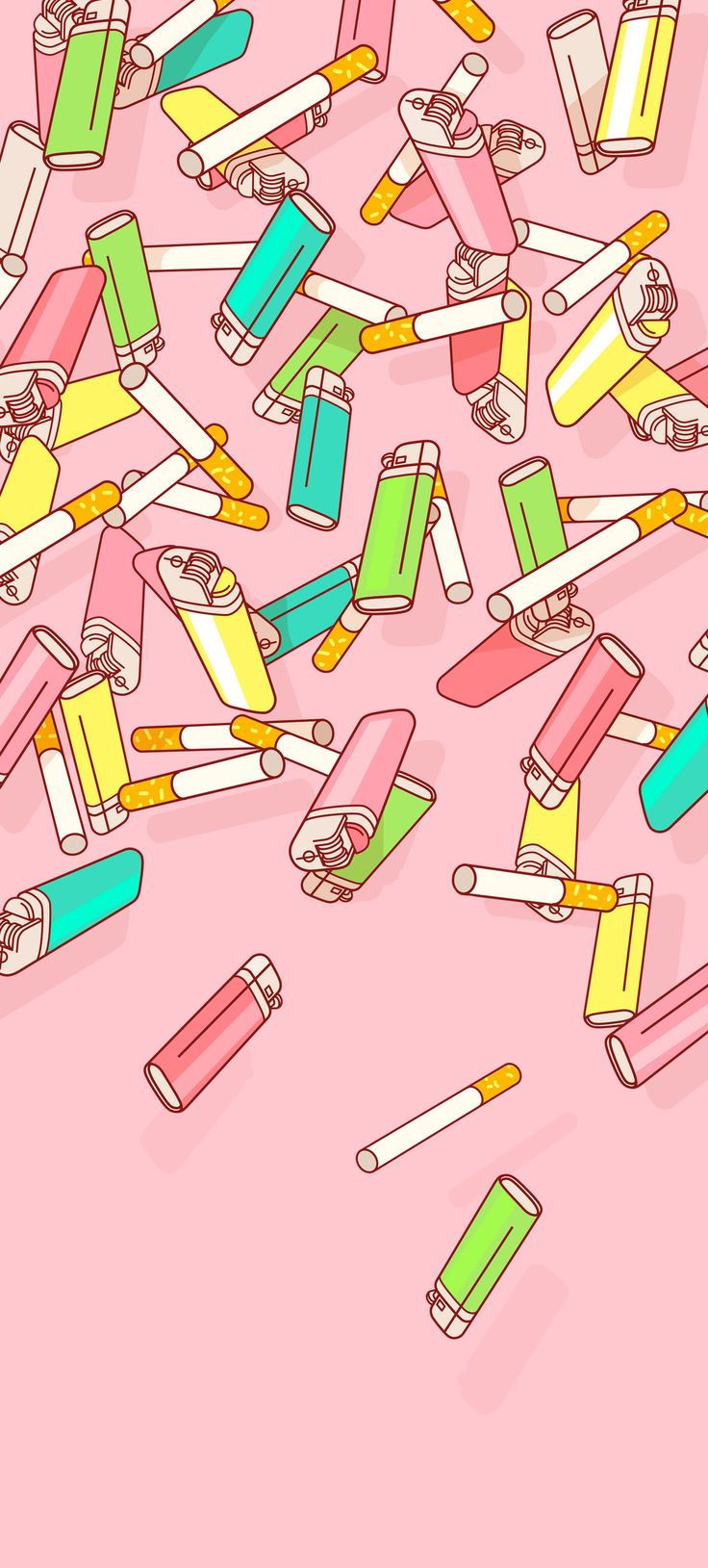 https://www.behance.net/gallery/28817163/Smoking-is-good-for-you