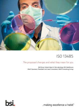 ISO 13485 Revision and update | BSI Group