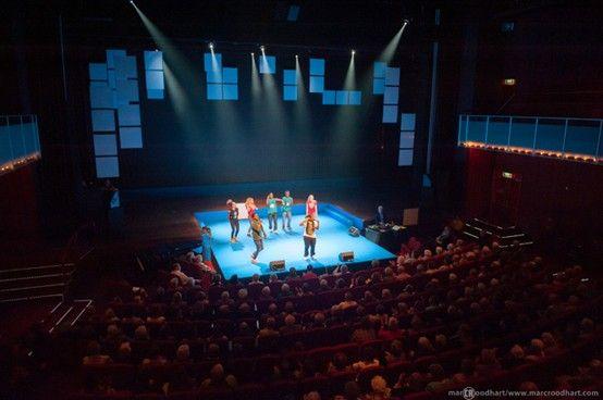 Sloterproms 12 - theateraal concert ter ere van 60 jaar Amsterdam Nieuw-West (foto: Marc Roodhart)