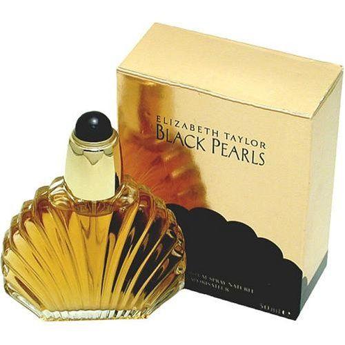$14.30 Black Pearls by Elizabeth Taylor for Women, Eau De Parfum Spray, 3.3-Ounce Elizabeth Taylor http://www.amazon.com/dp/B0009OAIB8/ref=cm_sw_r_pi_dp_Kh5Kub1DG4V9N