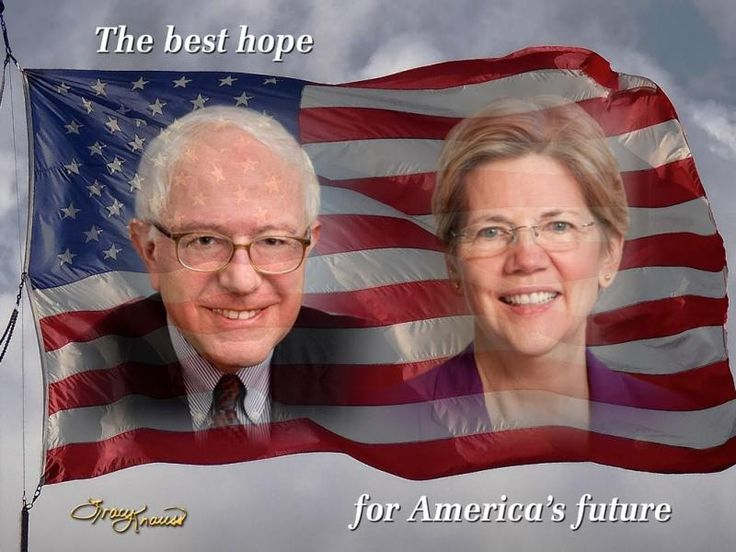 Image result for free to use image of bernie sanders and elizabeth warren