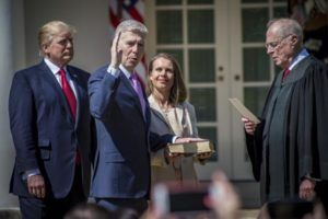 Neil Gorsuch sworn in as 113th Supreme Court docket justice