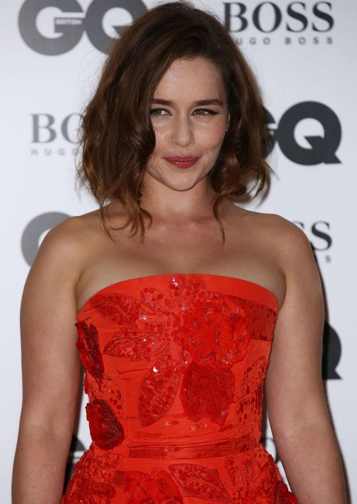 September 08: GQ Men of the Year Awards - 0809 GQmenoftheyear 0123 - Adoring Emilia Clarke - The Photo Gallery