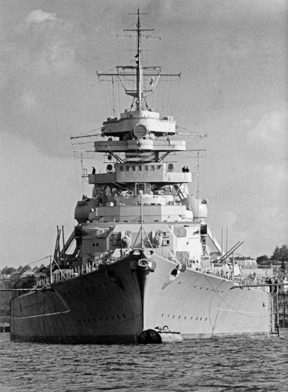 Почему англичане пытались как можно скорее потопить «Бисмарк»? История охоты налинкор