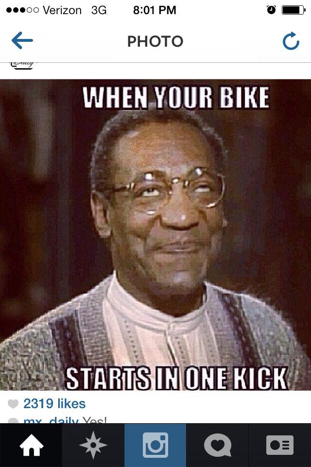 Motocross funny
